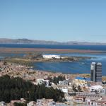 Puno View from Puma Mirador
